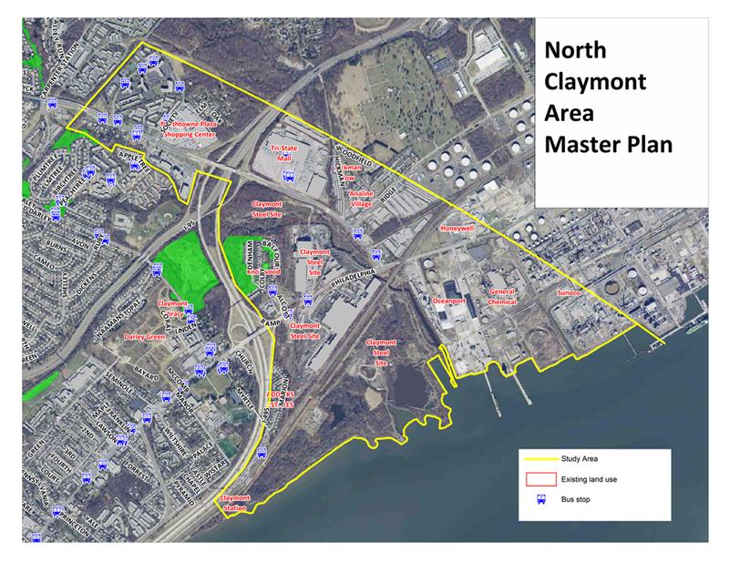 North Claymont Area Master Plan WILMAPCO